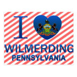 I Love Wilmerding, PA Post Card