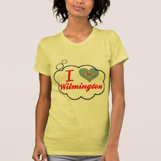 I Love Wilmington, Delaware Tshirt