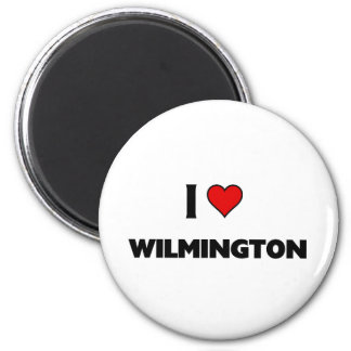 I love Wilmington,  Massachusetts Magnets
