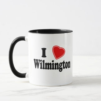 I Love Wilmington Mug
