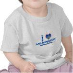 I love Wilmington, New York T-shirt