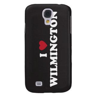I Love Wilmington North Carolina Samsung Galaxy S4 Case