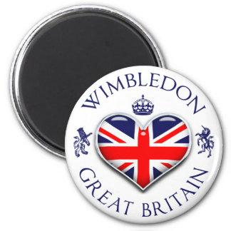 I Love Wimbledon Magnet