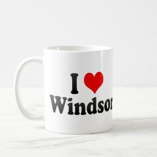 I Love Windsor, Canada. I Love Windsor, Canada Coffee Mug