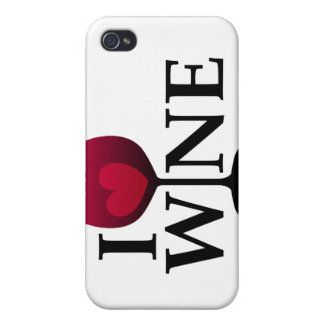I Love Wine Speck Case