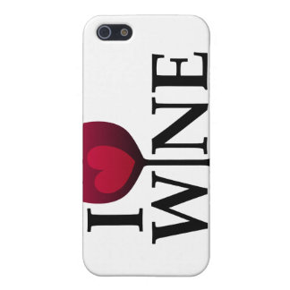 I Love Wine Speck Case Covers For iPhone 5