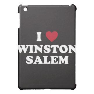 I Love Winston Salem North Carolina iPad Mini Covers