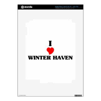 I love Winter Haven Skin For iPad 3