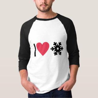 I love winters T-Shirt