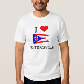 I Love Wintersville Ohio T-shirts