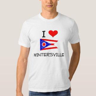 I Love Wintersville Ohio Tees