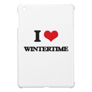 I love Wintertime Case For The iPad Mini