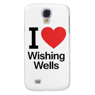 I Love Wishing Wells Samsung Galaxy S4 Cases