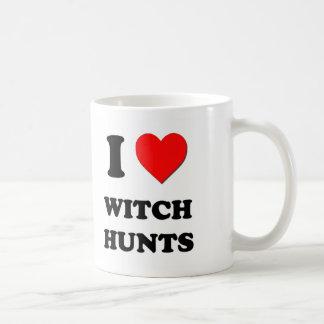 I love Witch Hunts Coffee Mug