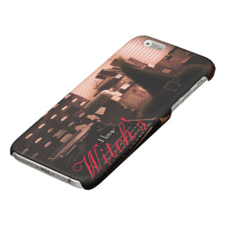 I love Witch's Glossy iPhone 6 Case