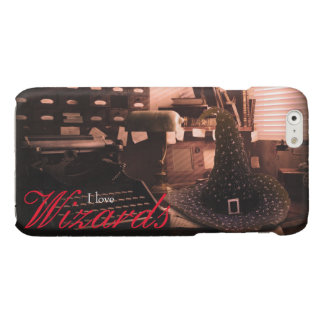 I love Wizards Glossy iPhone 6 Case