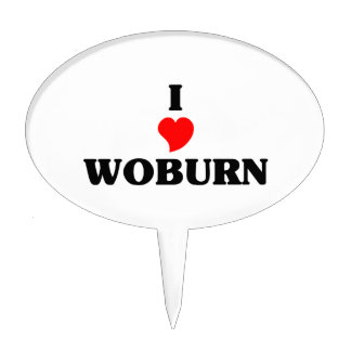 I love Woburn Cake Picks