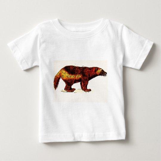 I Love Wolverine Baby T-Shirt