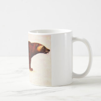 I Love Wolverine Classic White Coffee Mug