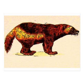I Love Wolverine Postcards