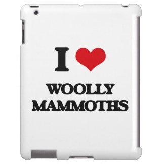 I love Woolly Mammoths