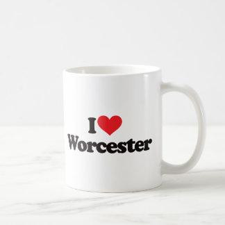 I Love Worcester Coffee Mug