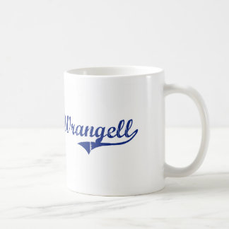 I Love Wrangell Alaska Mug