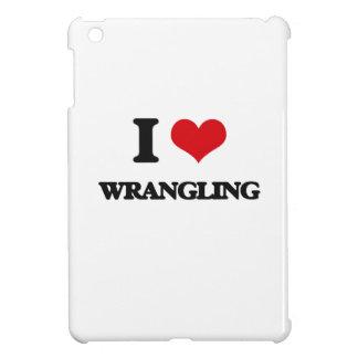 I love Wrangling iPad Mini Case