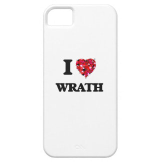 I love Wrath iPhone 5 Cover