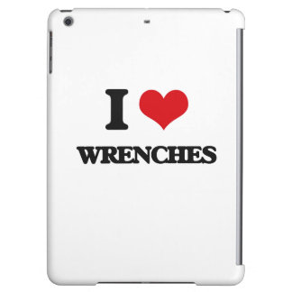 I love Wrenches Case For iPad Air