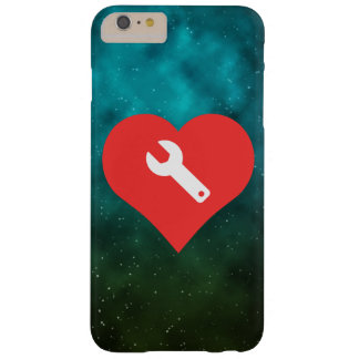 I Love Wrenches Modern Barely There iPhone 6 Plus Case