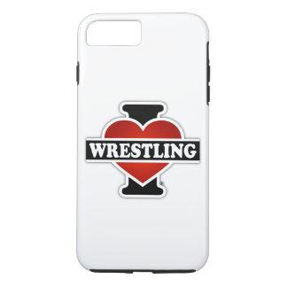 I Love Wrestling iPhone 7 Plus Case