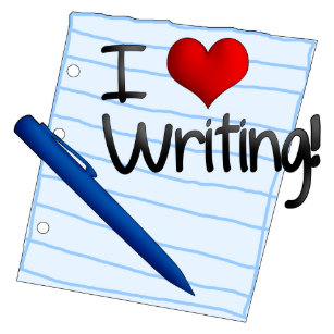 Resultado de imagen de I love writing