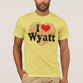 I Love Wyatt T-Shirt