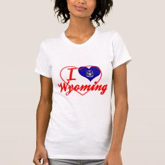 I Love Wyoming, Michigan T-shirt