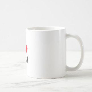 i love xavi coffee mug