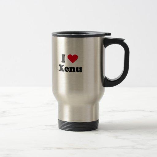 I love xenu mugs