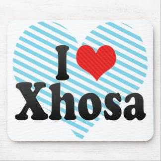 I Love Xhosa Mouse Pad