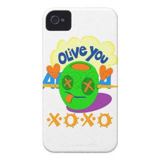 I Love XOXO Africa iPhone 4 Case