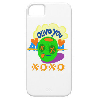 I Love XOXO Africa iPhone SE/5/5s Case