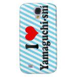 I Love Yamaguchi-shi, Japan Galaxy S4 Case
