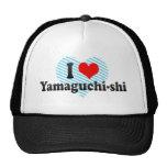 I Love Yamaguchi-shi, Japan Trucker Hat