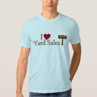 I Love Yard Sales Shirt