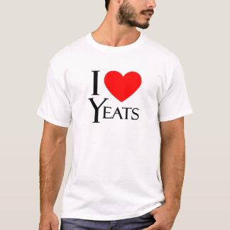 I Love Yeats T-Shirt
