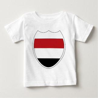 I Love Yemen Baby T-Shirt