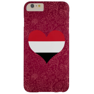 I Love Yemen Barely There iPhone 6 Plus Case