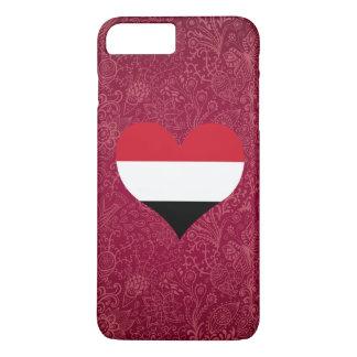 I Love Yemen iPhone 8 Plus/7 Plus Case
