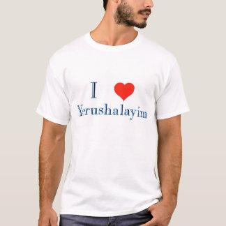 I Love Yerushalayim T-Shirt