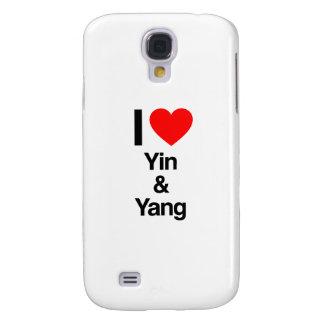 i love yin and yang samsung galaxy s4 covers