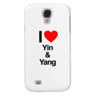 i love yin and yang galaxy s4 cover